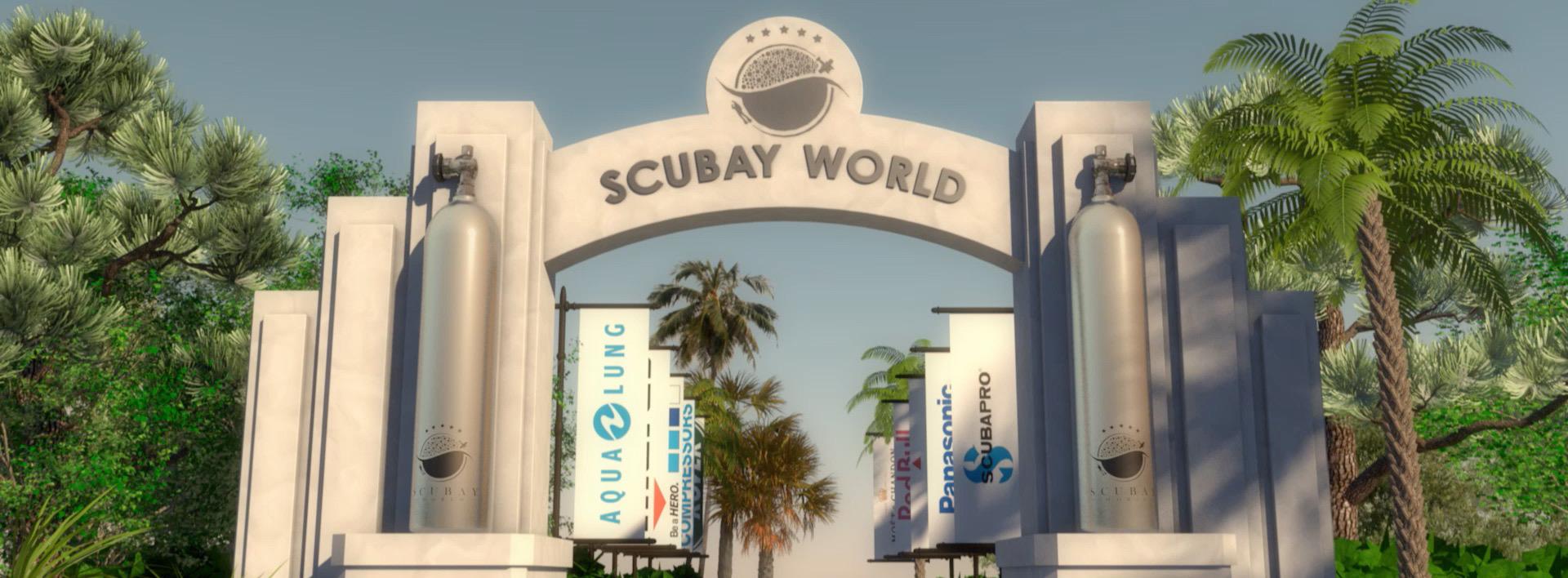 Scubay-head